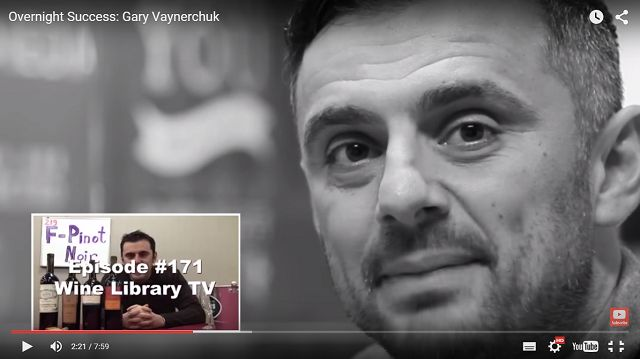 Overnight #success? Here's the truth by Gary Vaynerchuk:  http://brandonline.michaelkidzinski.ws/the-truth-aboout-overnight-success-by-gary-vaynerchuk/