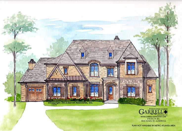 121 best images about luxury house plans on pinterest for Luxury european house plans