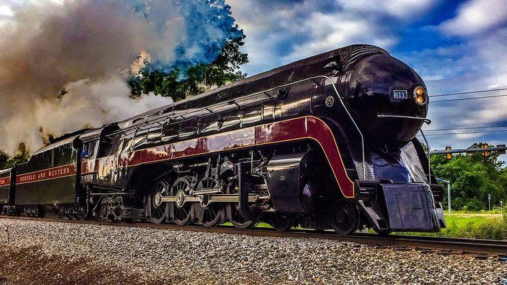 35 best virginian railroads images on pinterest train trains and book. Black Bedroom Furniture Sets. Home Design Ideas