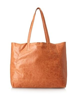 68% OFF Streets Ahead Women's Classic Small Tote, Vintage Persimmon
