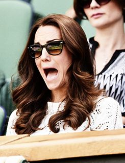 The Duchess of Cambridge attends day nine of the Wimbledon Lawn Tennis Championships | July 2nd, 2014
