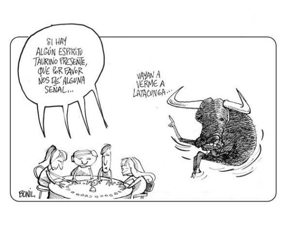 La #Caricatura del Día viernes 6 de diciembre del 2013, por #Bonil. Las noticias del día en: www.eluniverso.com