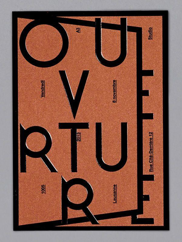 Actualité / A3 s'offre un coup de presse  / Image 2 sur 10 / étapes: design & culture visuelle