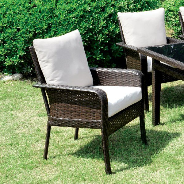 HOLIDAY SPECIALS Hayton Patio Dining Chair with Cushion