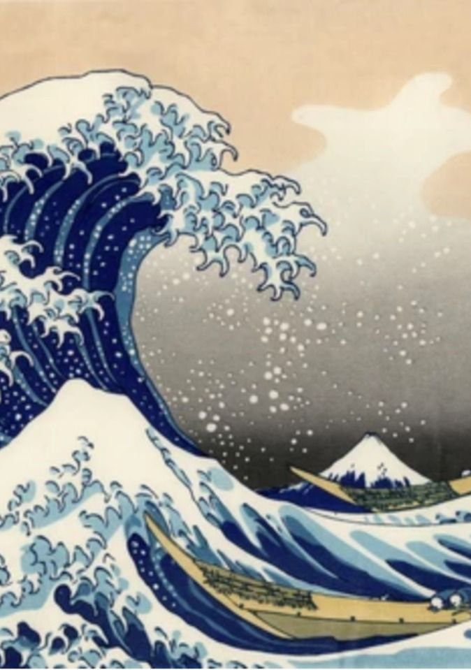 A Beginner S Guide To Japanese Prints In 2020 Art Wallpaper Iphone Art Wallpaper Waves Wallpaper