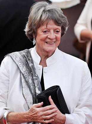 Минерва Британской империи - Мэгги Смит отмечает 80-летний юбилей