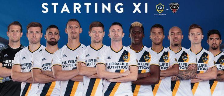 Starting XI: LA Galaxy vs. D.C. United   March 6, 2016   LA Galaxy