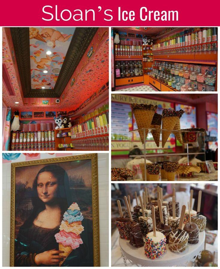 La tienda de helados con sede en Florida, conocida por su decoración kitsch y vibrante y conos de galleta recién horneados, está oficialmente abierta en Santa Mónica, California.