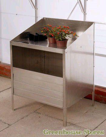 Elite Greenhouse Potting Bench   http://www.greenhousestores.co.uk/Elite-Potting-Bench.htm