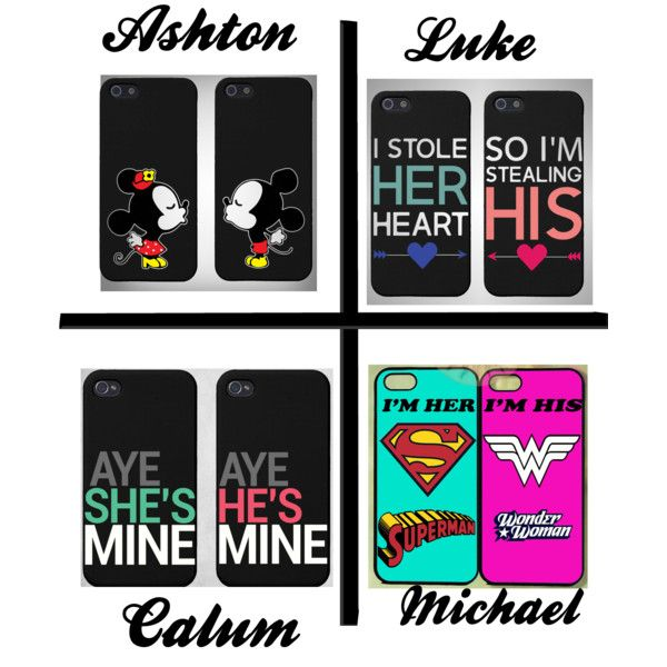 5SOS Preference:Matching Phone Cases