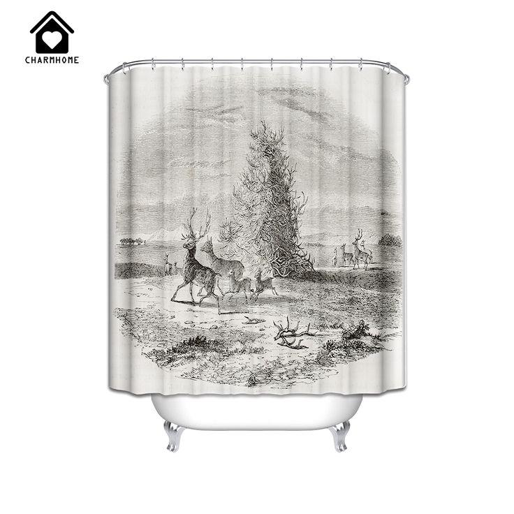 1000 id es sur le th me rideaux de douche sur pinterest horloges murales rideaux de douche en - Rideau giet douche italienne ...