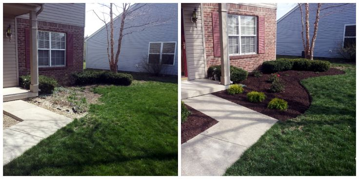 Landscaping Rock Vs Mulch : Best images about mulch landscape rock wood on