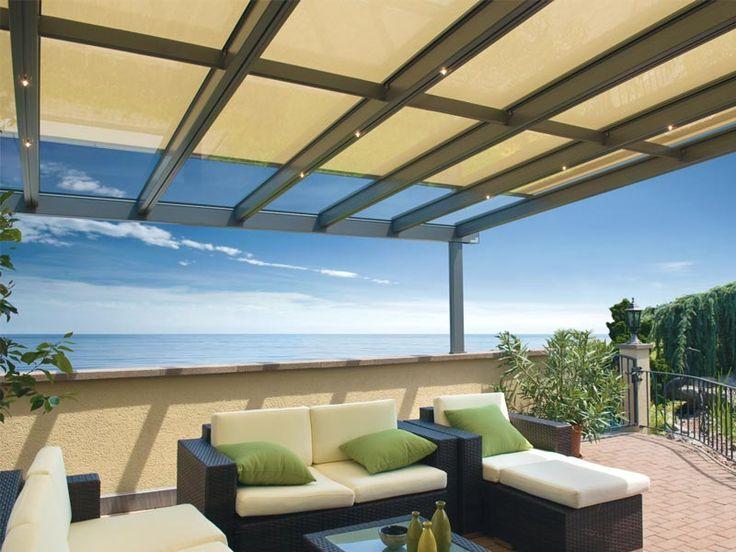 125 besten Garten und Terasse Sonnenschutz Bilder auf Pinterest - markisen fur balkon design ideen