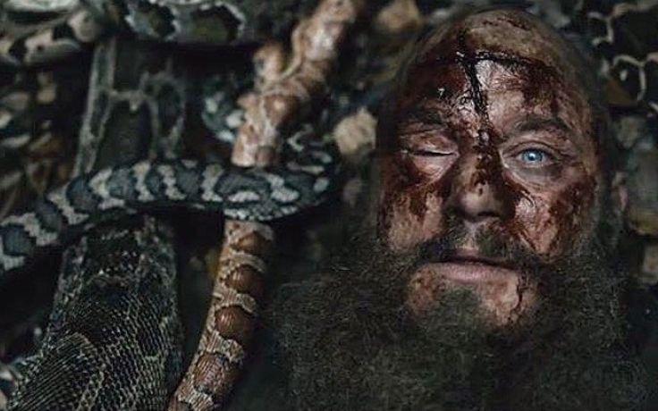Death Ragnar Vikings.
