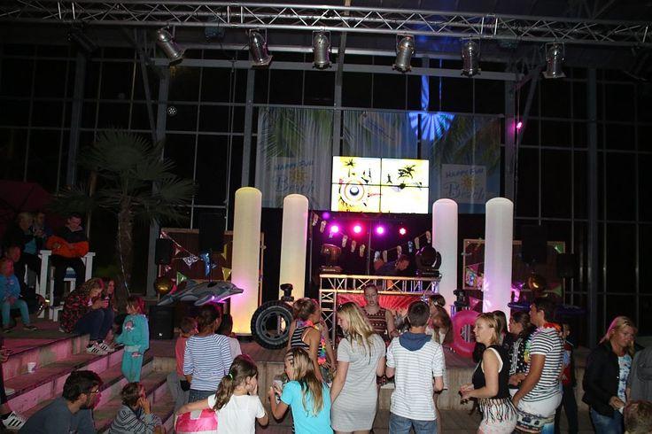 Gave beach party's in ons indoor strand, ook leuk tijdens een bedrijfsfeestje! - Stoetenslagh
