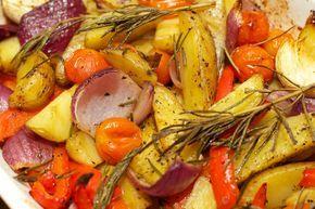 Dit eenvoudige recept gegrilde aardappels en groente duurt wel even voor die klaar is. Echter de handelingen voor het recept zijn minimaal. Het is vooral wachten totdat de aardappels gaar zijn. Om de totale tijd iets korter te maken kookte ik de aardappels in wat bouillon voor ongeveer een kwartier. Daarna voegde ik de groente […]