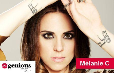 melanie c1