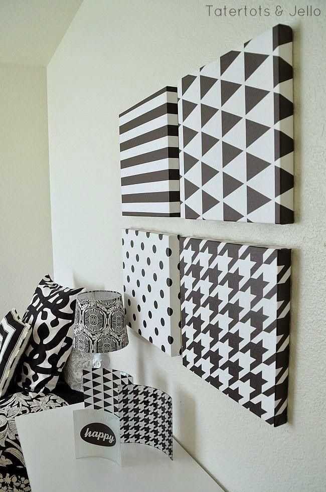 Decor 40 ideias para uma decora o black home for Decor 1 32