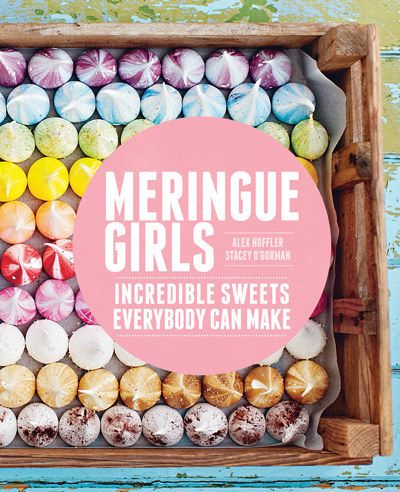 Get more fun meringue recipes in The Meringue Girls cookbook. | How To Make Meringue Kisses