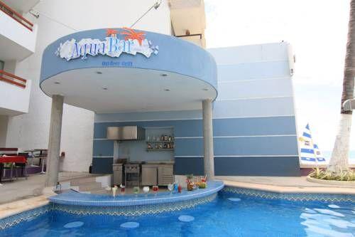 Oceano Palace (****)  FIVOS CAIZZA has just reviewed the hotel Oceano Palace in Mazatlán - Mexico #Hotel #Mazatlán