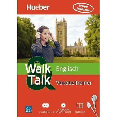 NEU: Walk & Talk ENGLISCH - Vokabeltrainer - Wortschatz für Anfängersparen25.info , sparen25.de , sparen25.com