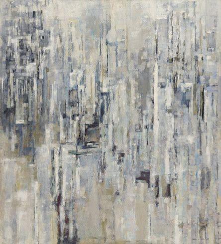 Collection Online | Maria Helena Vieira da Silva. Aix-en-Provence. 1958 - Guggenheim Museum