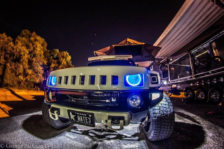Hammer H3 Lifted