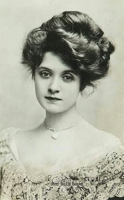 Billie Burke, aka Glinda the Good Witch.