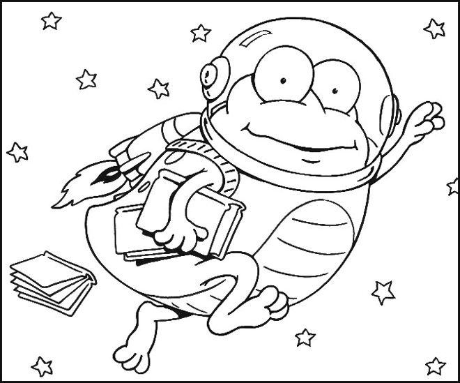 Fly Guy Coloring Pages Home Sketch Coloring Page
