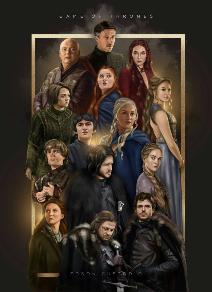 Game of Thrones by EdsonCustodio