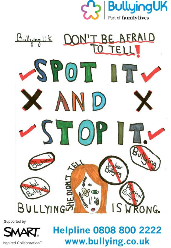 Anti-bullying week 2013 - Bullying UK interactive video....