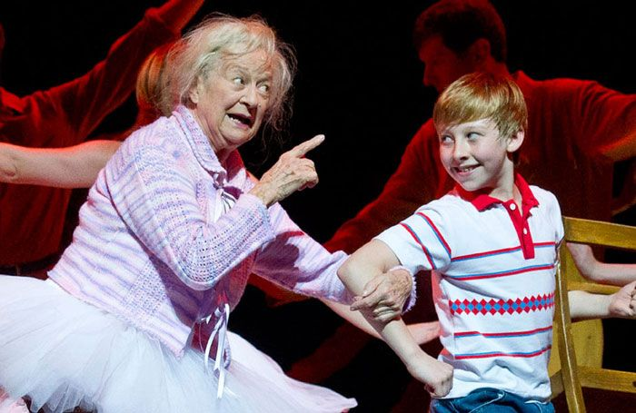Ann Emery in Billy Elliot.