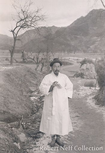 Gentleman in Gapyeong 1951