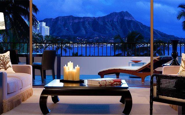 プレミア スイート | ハワイのホテル | ワイキキ | ハレクラニ 【公式】