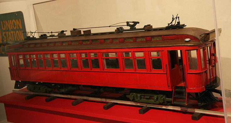 Los Angeles Red Car Trolley.  The Richard Nixon Presidential Library yearly Christmas season miniature electric train exhibit of Antique and LEGO miniature trains, villages.  Displays include videos, memorabilia - Two rooms of running trains in villages, mountains and cities.   1) The Atrium Southern California LEGO Train Club exhibit.  2) The special exhibit room of Lionel and other collector electric trains, in action and on display. Some Wind-up Robots and toys are also included.