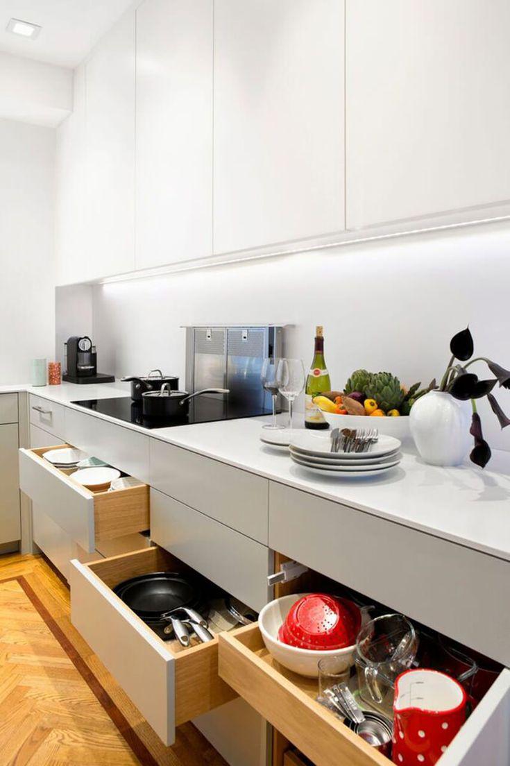 55 besten Studio Bilder auf Pinterest   Kleine küchen, Kleine ...