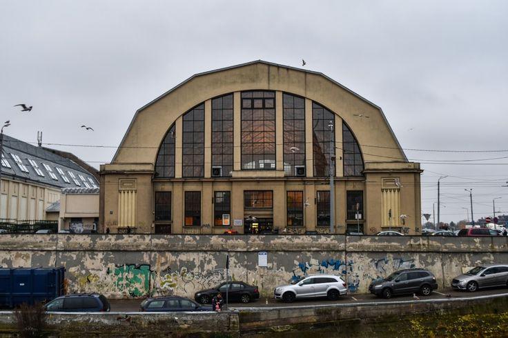 Riga Central Market.