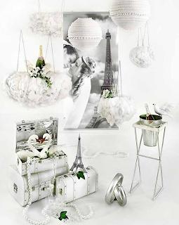 Creation Vetrina: Idea vetrina: White Wedding