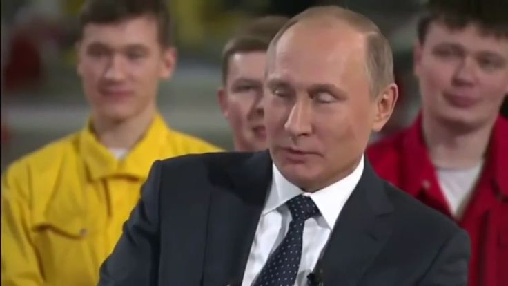 Ху из мистер Путин