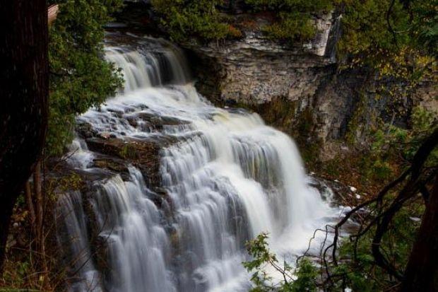 6 must-see waterfalls in the Grey-Bruce region of Ontario