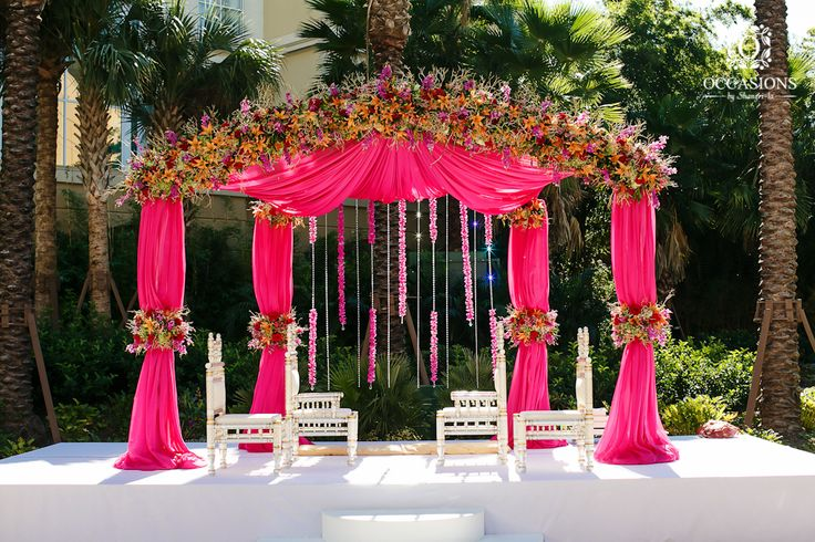 Indian Wedding Decor Company Occasions By Shangri La