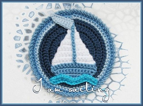 Planes, Trains, and Boats! Free crochet pattern collection on Moogly! ♥ ✿⊱╮Teresa Restegui http://www.pinterest.com/teretegui/✿⊱╮