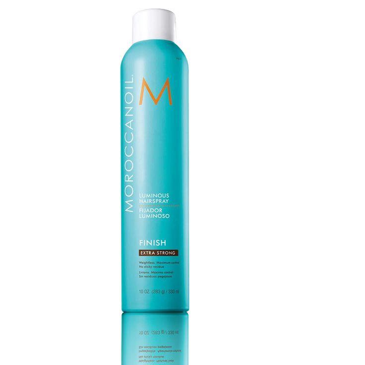 Moroccanoil Luminous Hairspray Extra Strong 330ml.