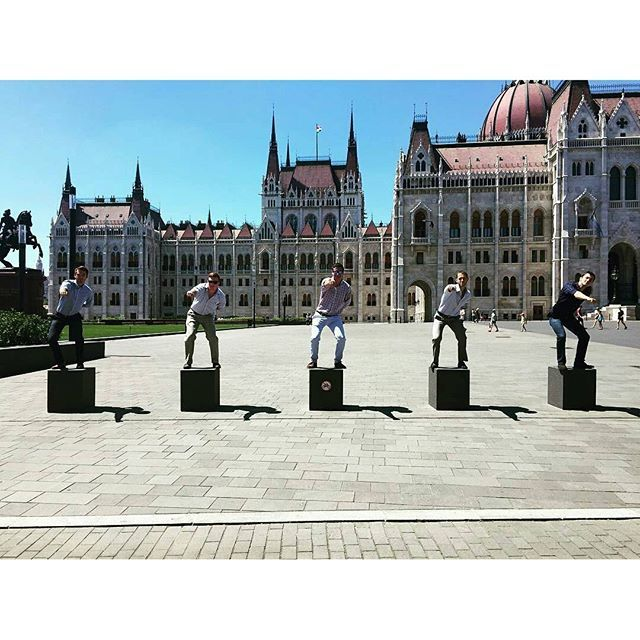 Nostalgic from our summer programme last year. Missin' these boys and our international shenanigans #cestastic #budapest #cesmaastricht