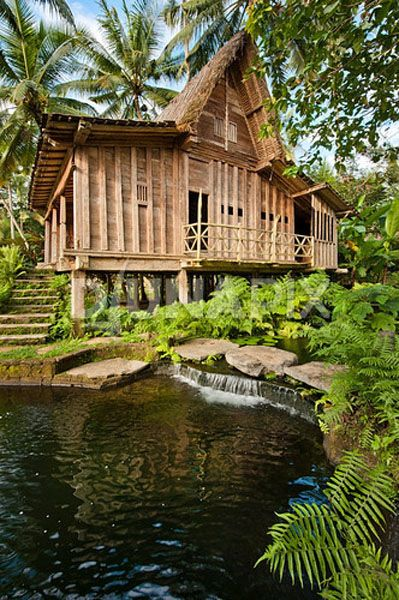 Ubud's eco lifestyle boutique hotel