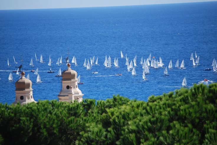 white sails on the sea #residencesantanna   #pietraligure #liguria #riviera