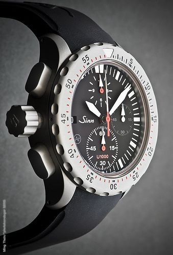 Sinn U1000 Dive Watch.