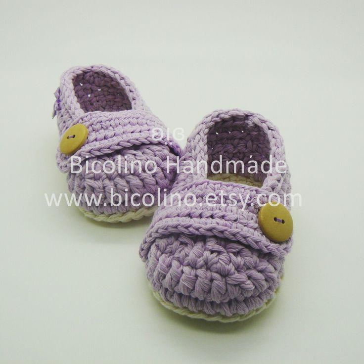 Crochet baby ballerine
