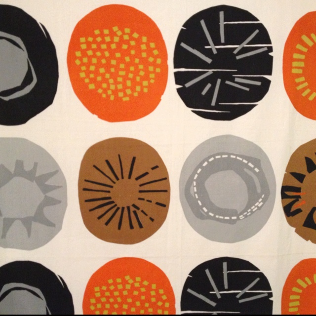 Lucienne Day design @Fashion and Textile Museum