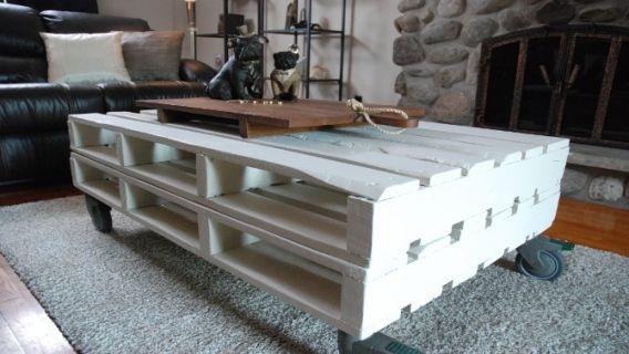 Projets à faire avec des palettes de bois - Articles - Projets brico - Canal Vie